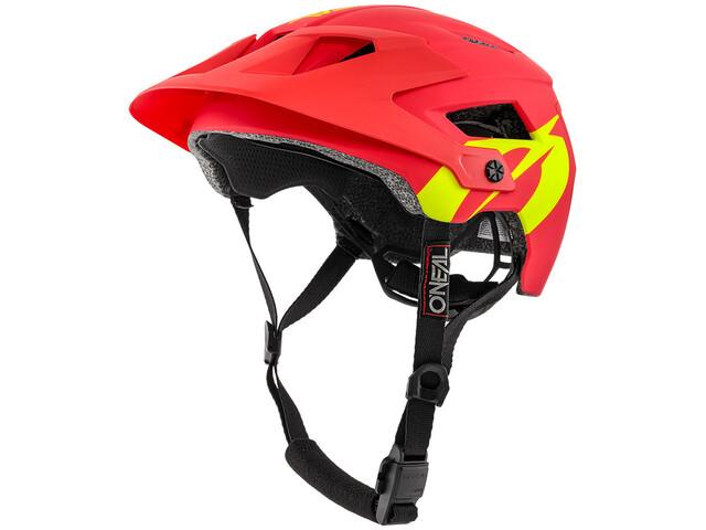 O'Neal Defender 2.0 Casco de bicicleta, solid red